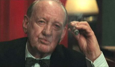 Winston Churchill, seu último papel