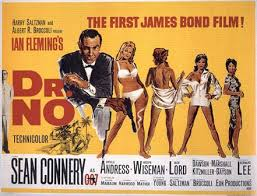 Dr No cartaz