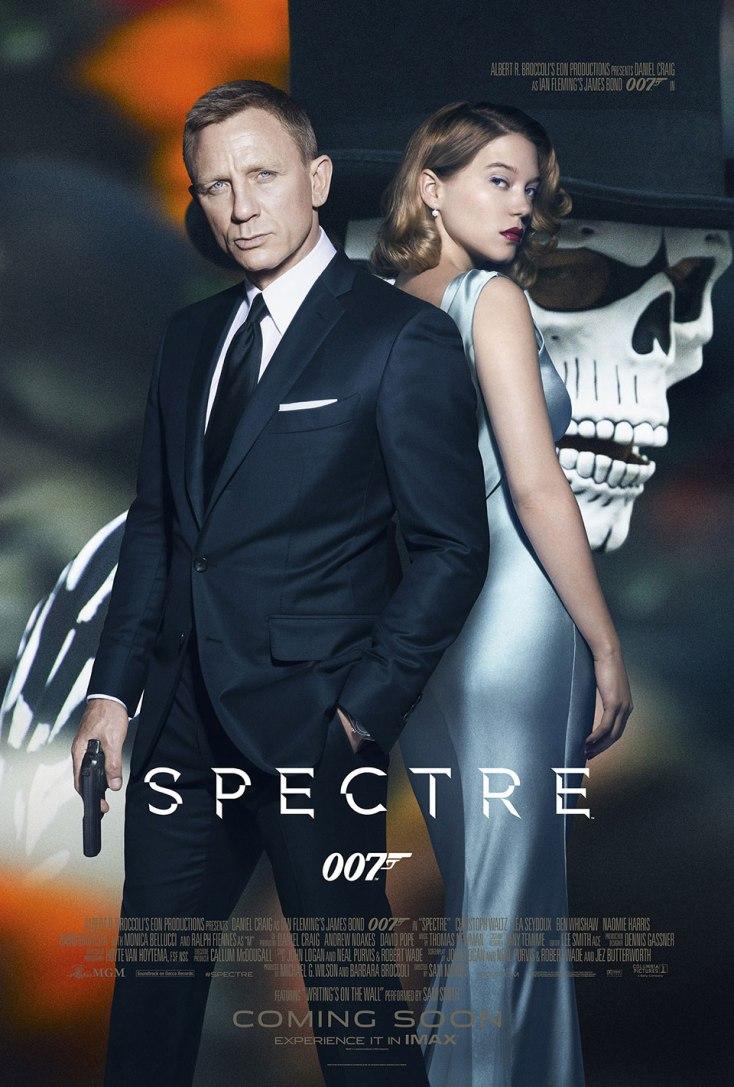O novo filme: A volta da Spectre