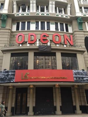 Odeon fachada